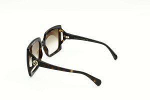 Gucci GG0876S - 002 havana havana brown 1