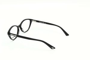 Mcq -Alexander McQueen MQ0253O - 001 black transparent 1