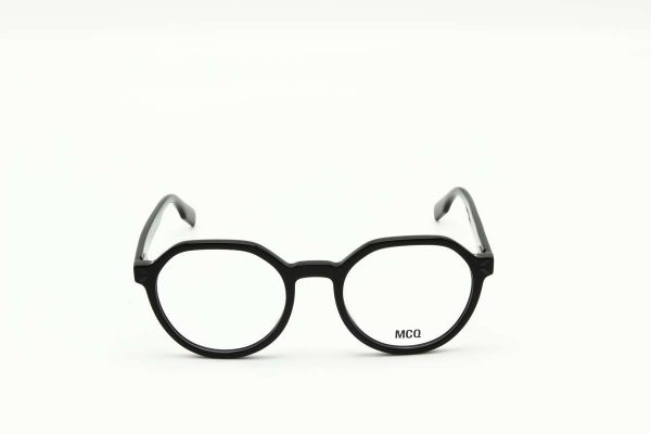 Mcq -Alexander McQueen MQ0306O - 001 black black transpare