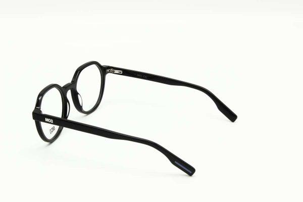 Mcq -Alexander McQueen MQ0306O - 001 black black transpare 1