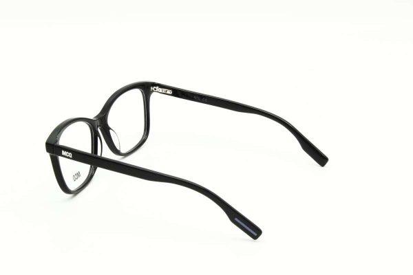 Mcq -Alexander McQueen MQ0304O - 005 black black transpare 1