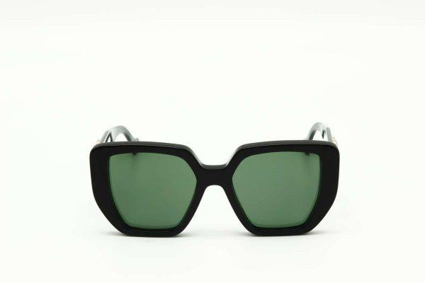 Gucci GG0956S - 001 black green