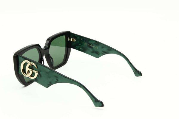 Gucci GG0956S - 001 black green 1